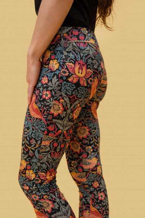Leggings family bird aus Tencel