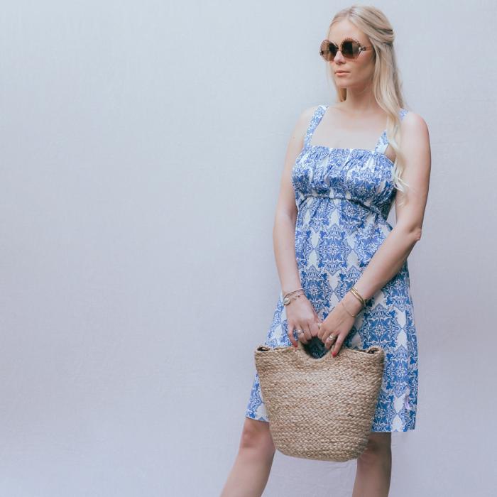 Umstands- und Still-Kleid ivy dreams