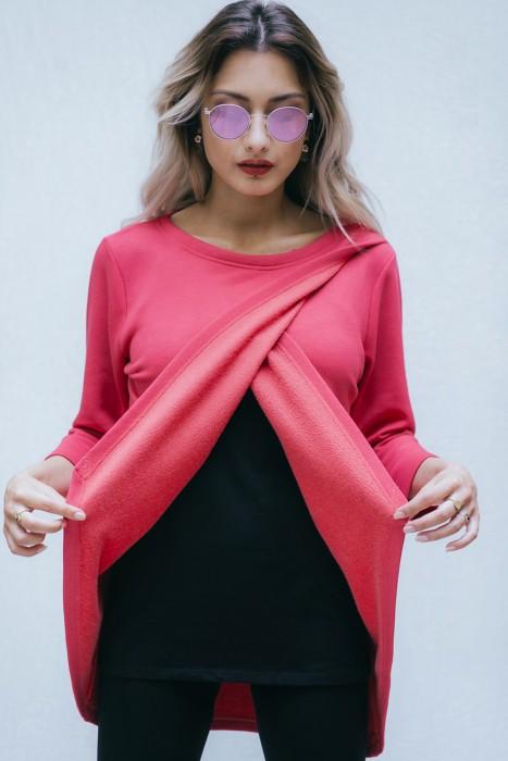 Umstands- und Still-Pullover